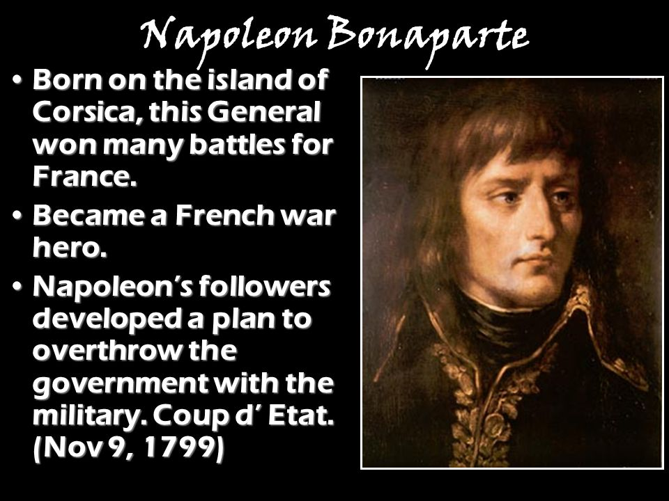 a biography of napoleon bonaparte a hero of france 'napoleon: a life,' by andrew roberts  napoleon bonaparte  suggested that napoleon try to make those he conquered learn to love france, napoleon.
