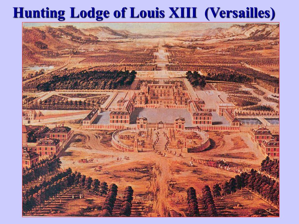 Hunting Lodge of Louis XIII (Versailles)