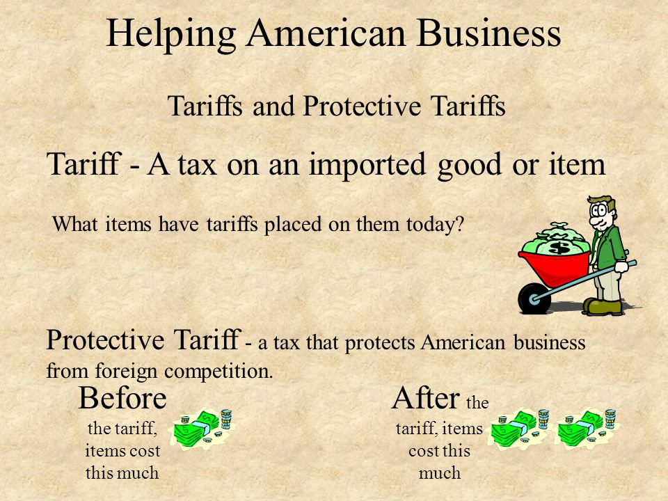 Helping American Business