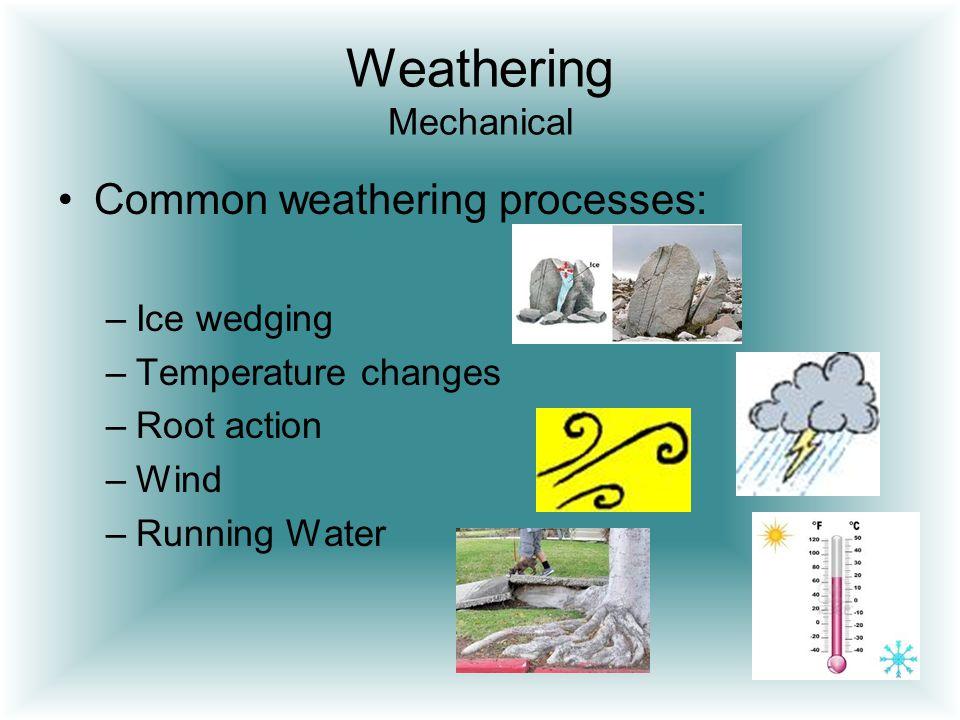 Weathering Mechanical