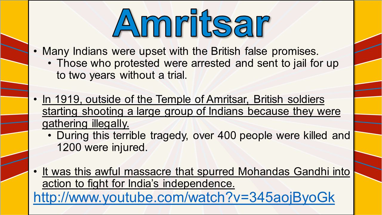 Amritsar http://www.youtube.com/watch v=345aojByoGk