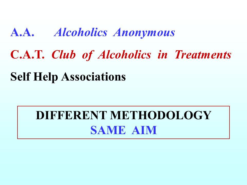 DIFFERENT METHODOLOGY SAME AIM