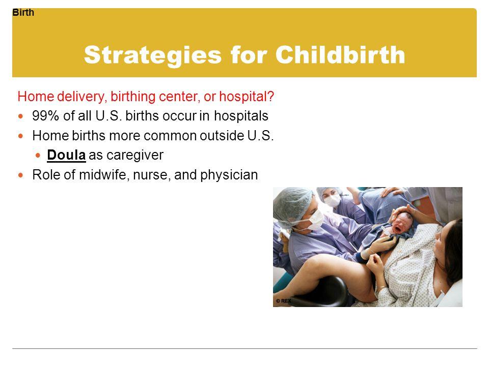 Strategies for Childbirth