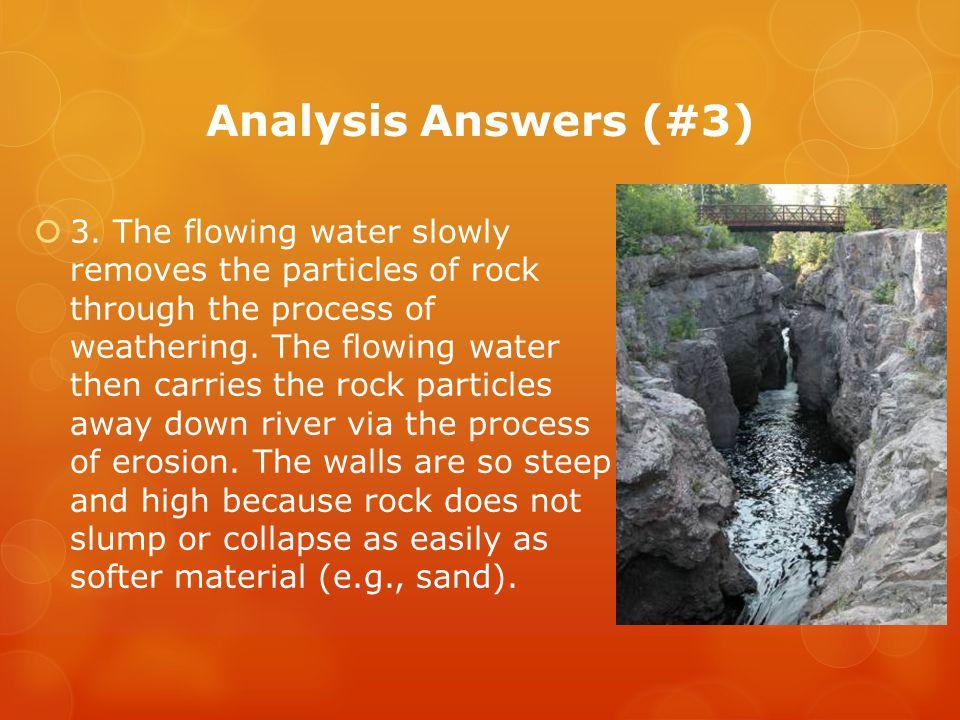 Analysis Answers (#3)