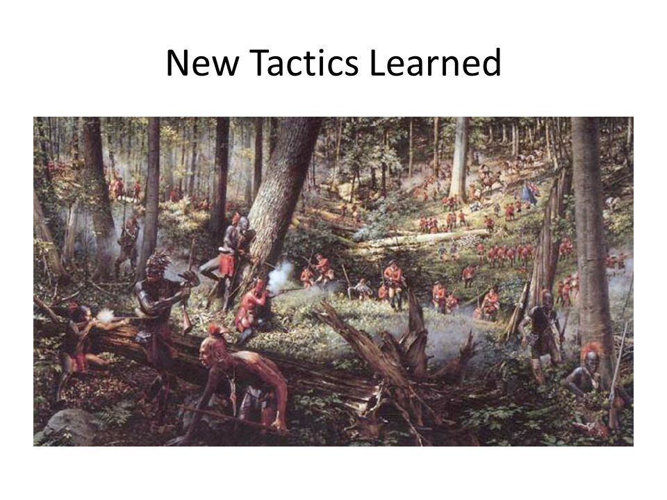 New Tactics Learned