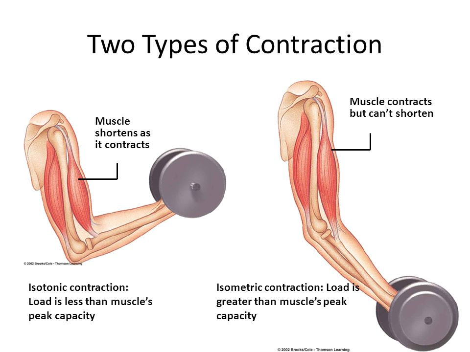 Two Types of Contraction