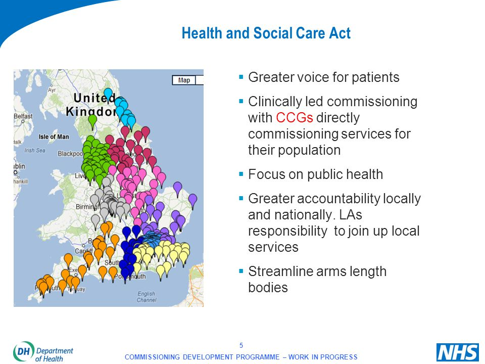 Health and Social Care Act