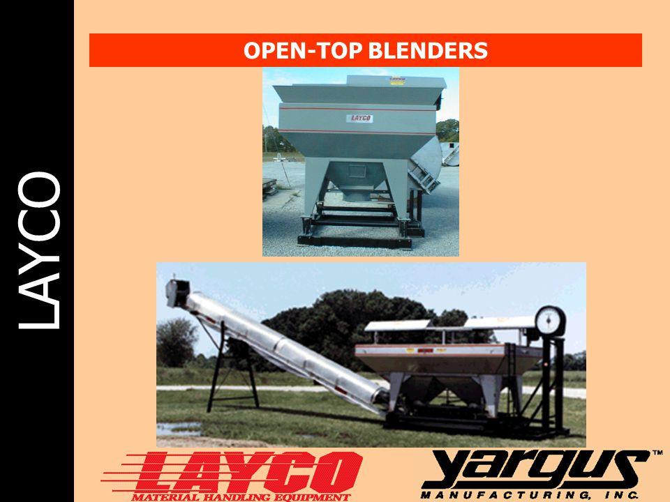 OPEN-TOP BLENDERS