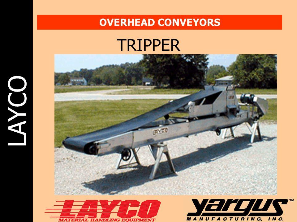 OVERHEAD CONVEYORS TRIPPER