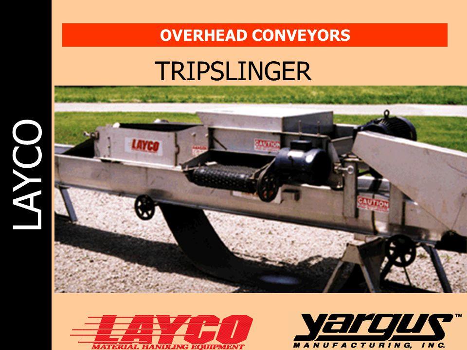 OVERHEAD CONVEYORS TRIPSLINGER