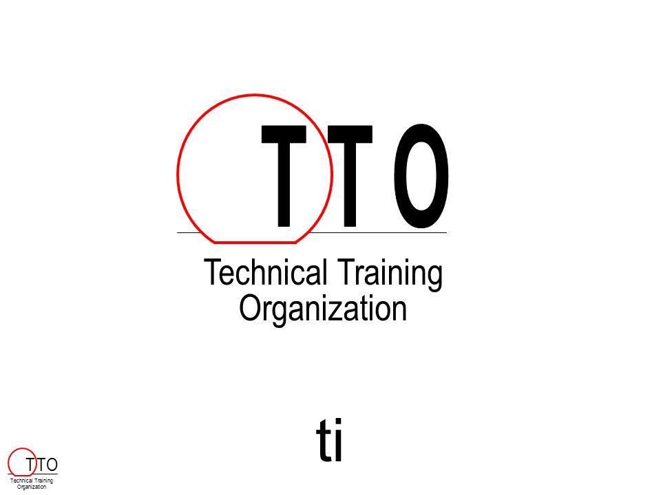 Technical Training Organization