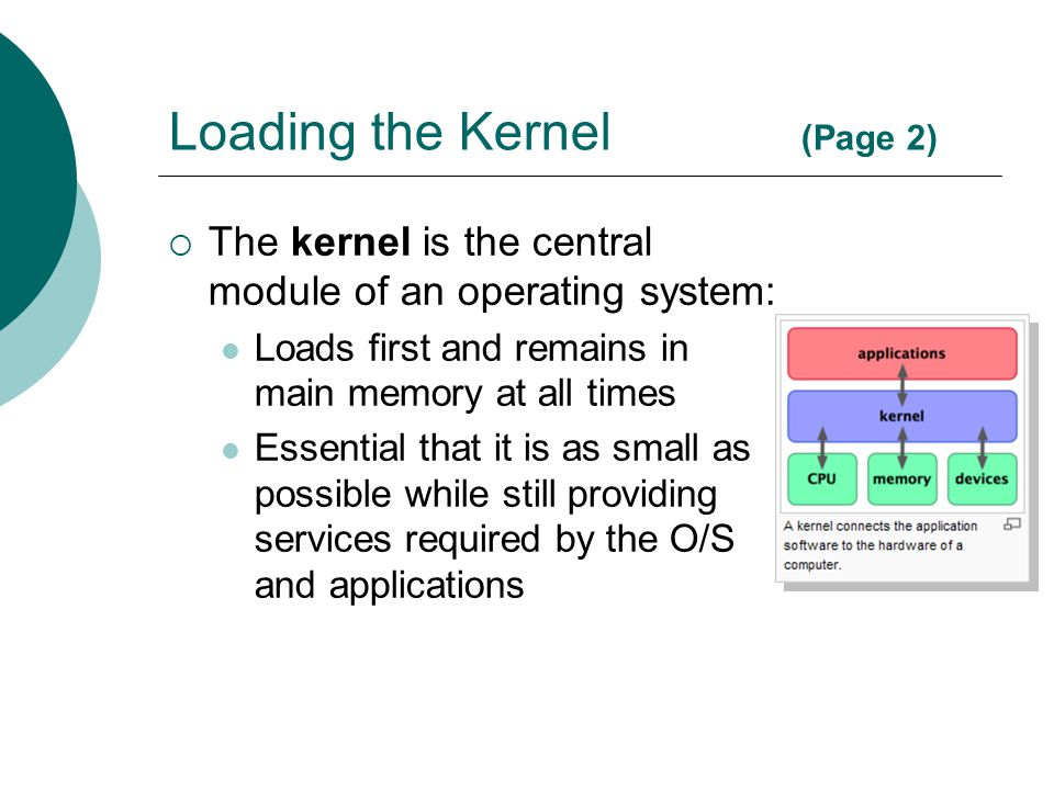Loading the Kernel (Page 2)