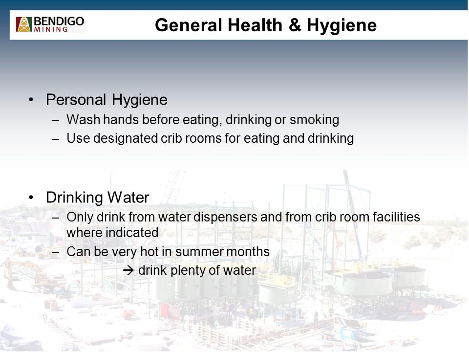 General Health & Hygiene