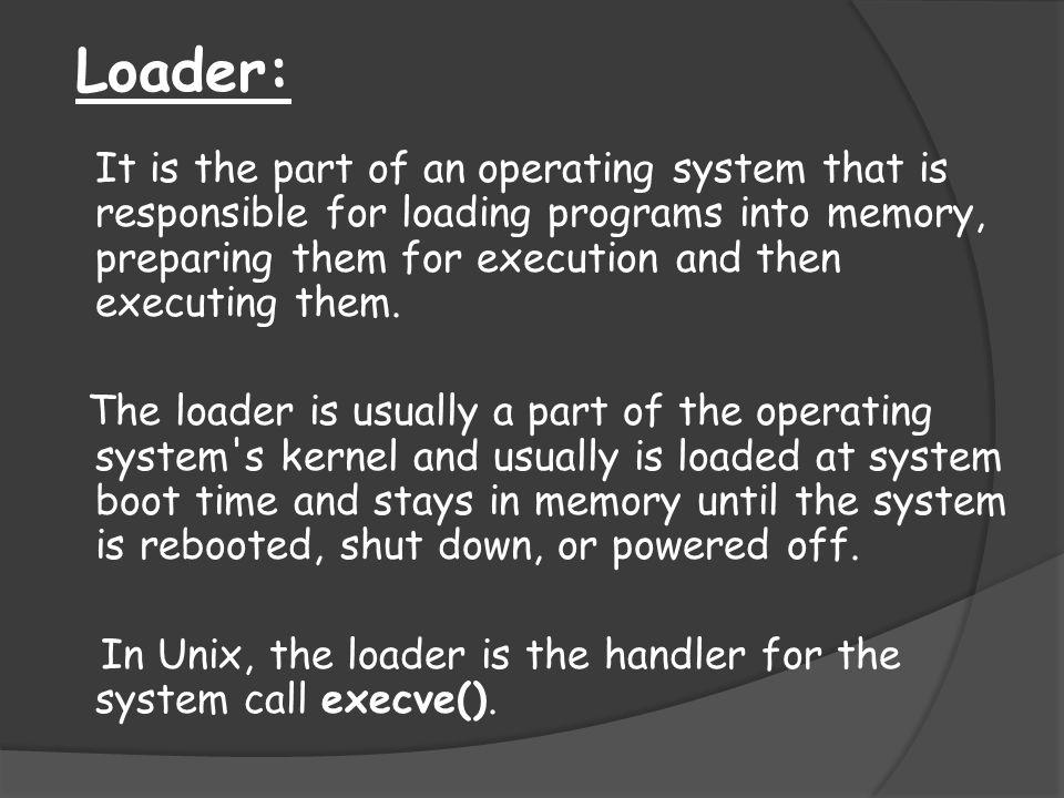 Loader: