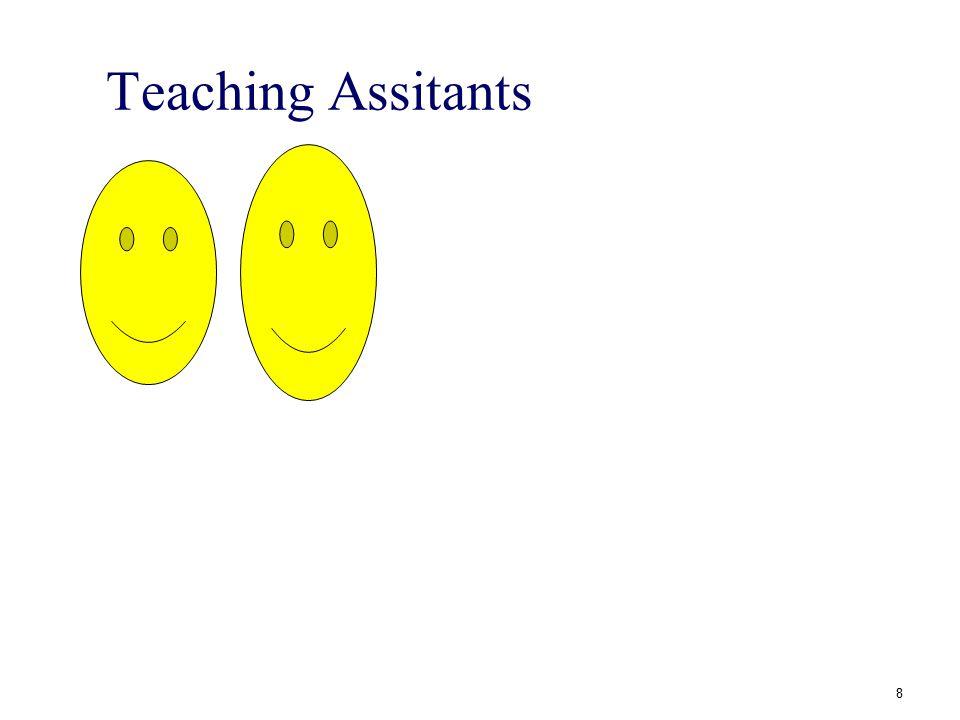 Teaching Assitants