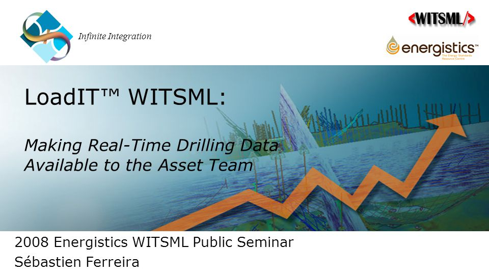 LoadIT™ WITSML: Making Real-Time Drilling Data Available to the Asset Team