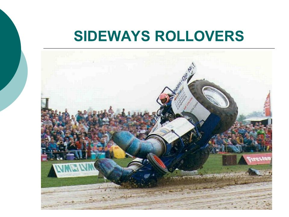 SIDEWAYS ROLLOVERS