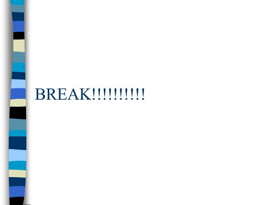 BREAK!!!!!!!!!!