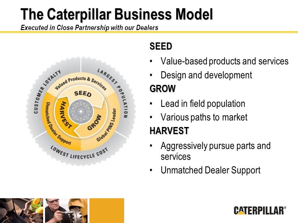 The Caterpillar Business Model