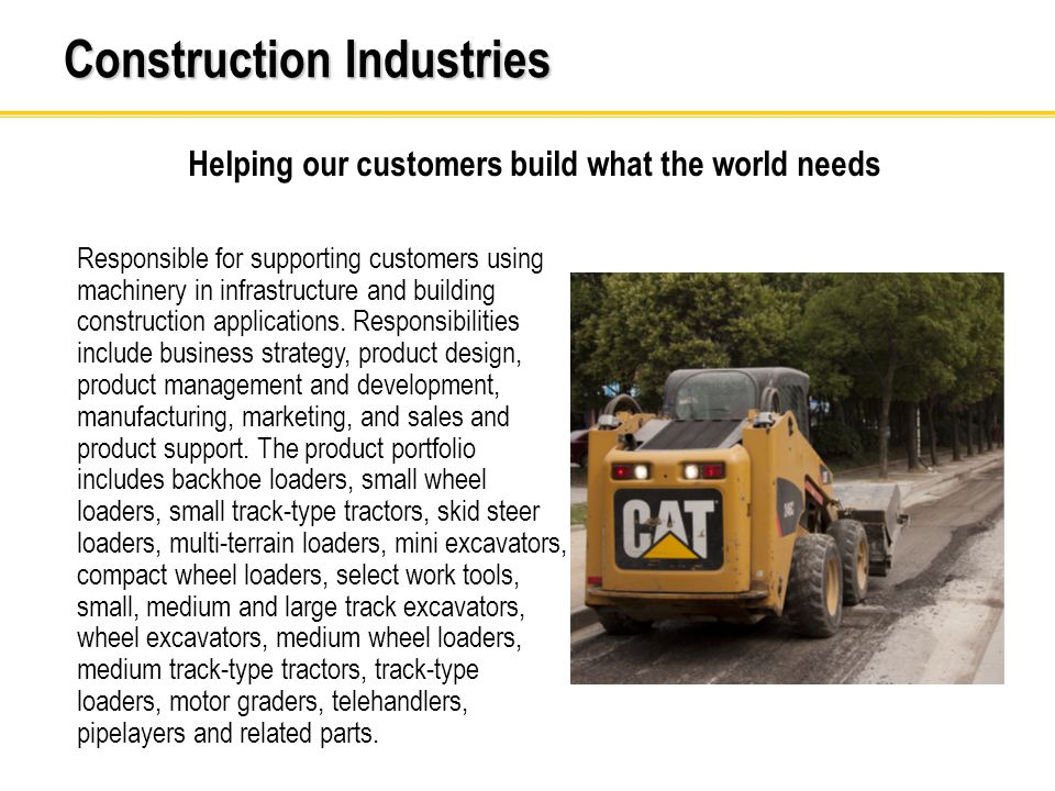 Construction Industries
