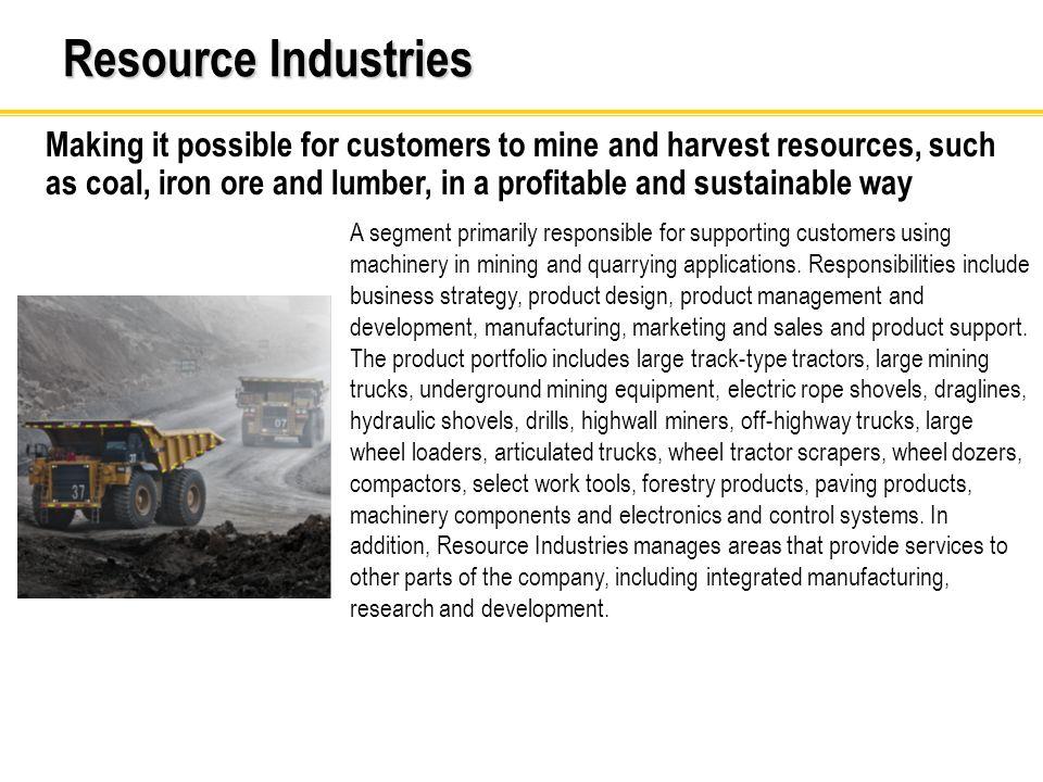 Resource Industries