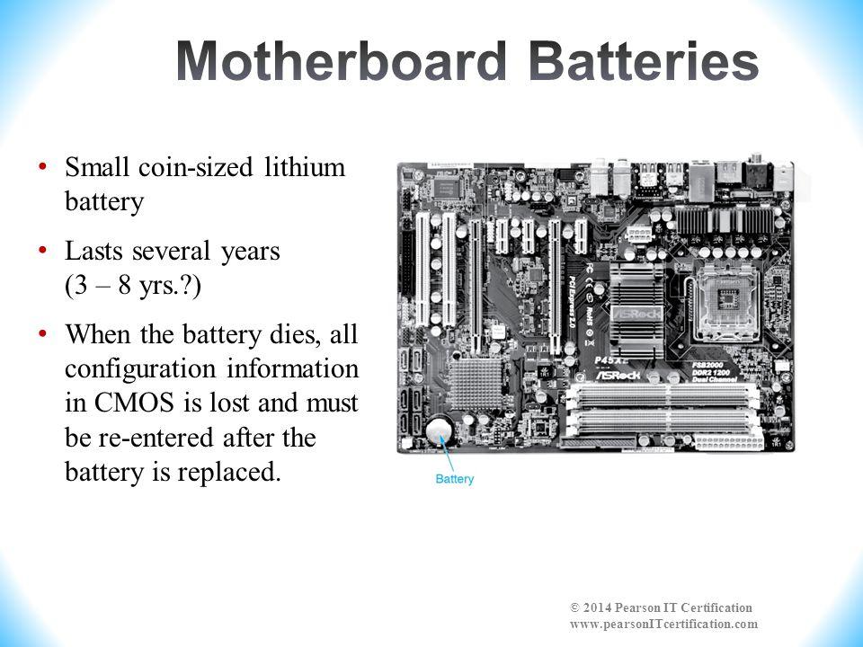 Motherboard Batteries