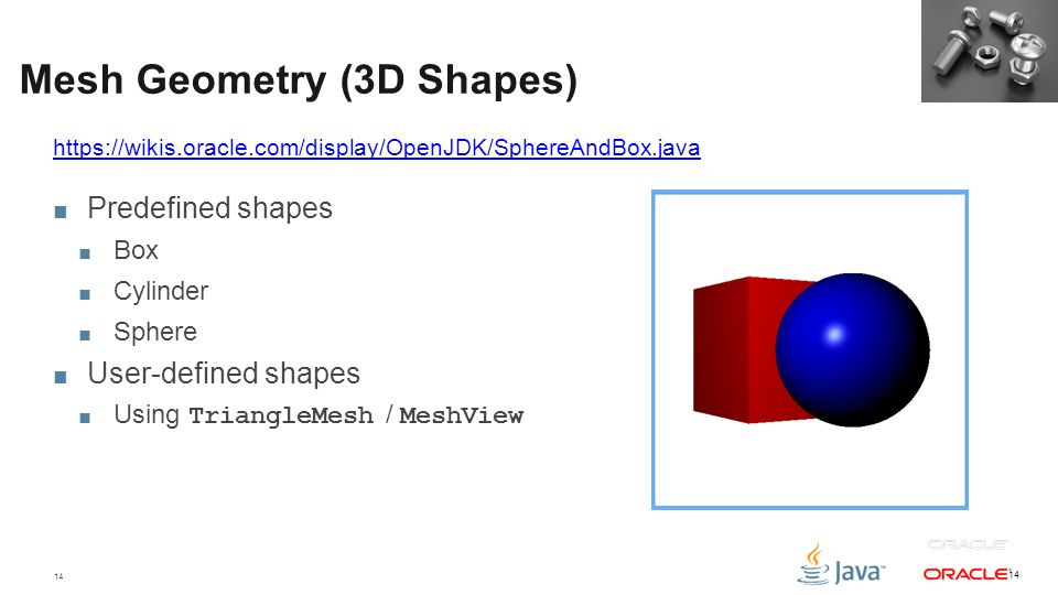 Mesh Geometry (3D Shapes)