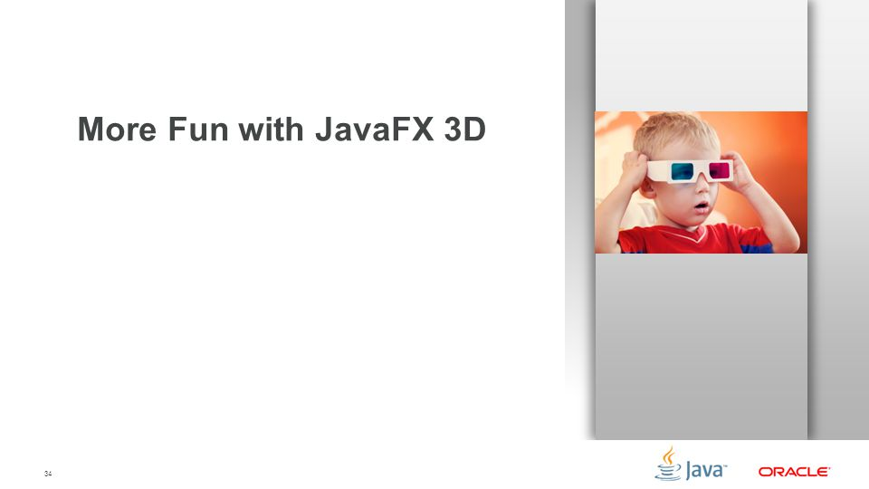 More Fun with JavaFX 3D