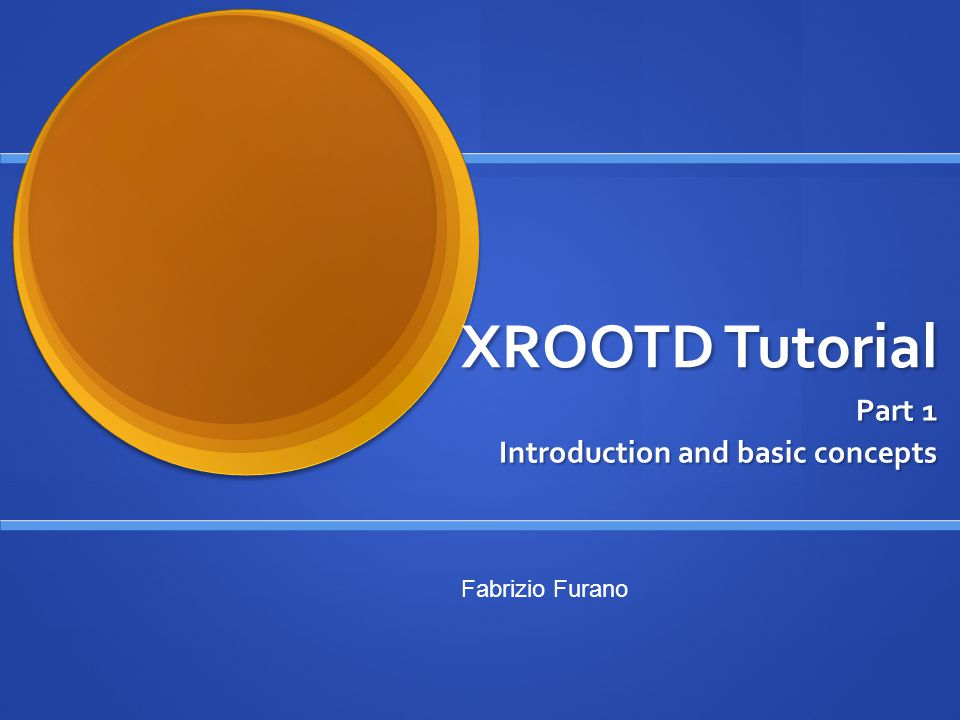 Part 1 Introduction and basic concepts