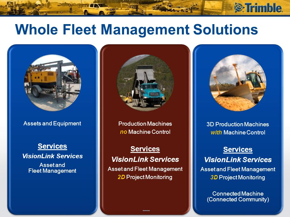 Whole Fleet Management Solutions