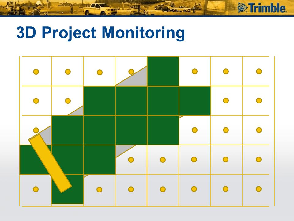3D Project Monitoring