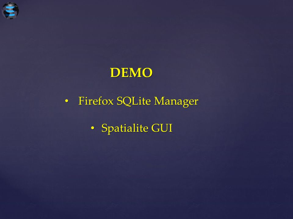 Firefox SQLite Manager