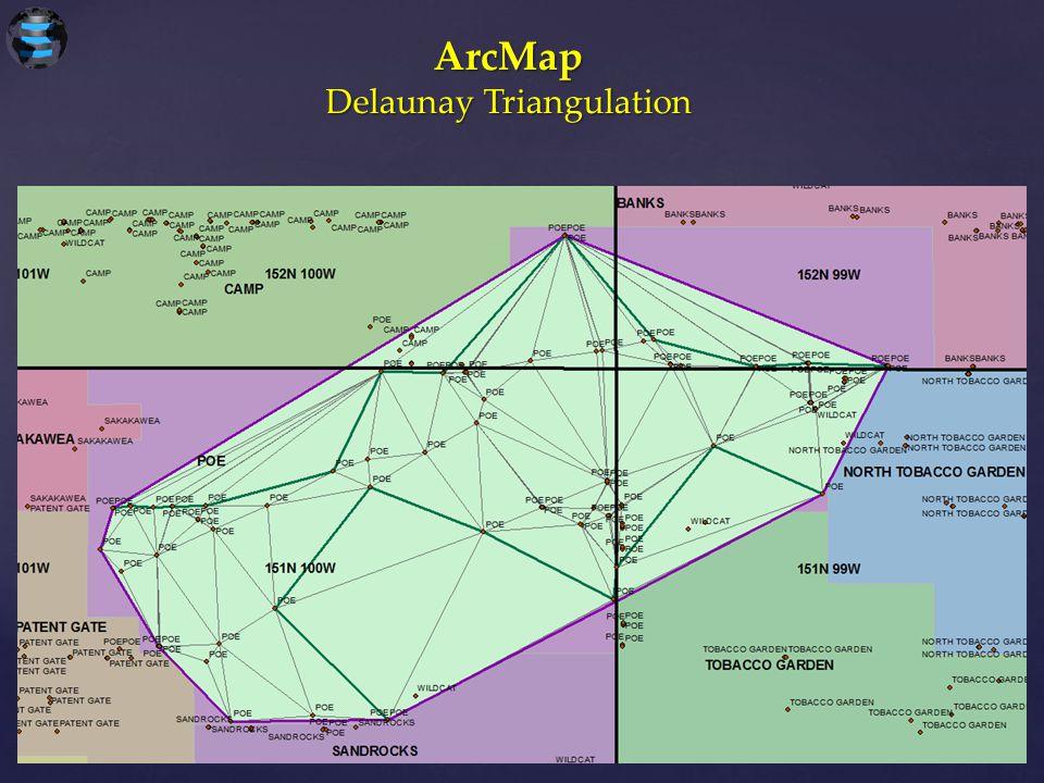 Delaunay Triangulation