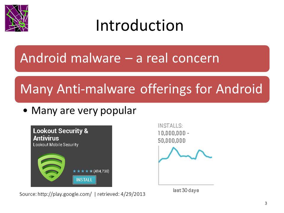 Introduction Source: http://play.google.com/   retrieved: 4/29/2013