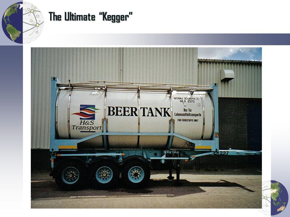 The Ultimate Kegger