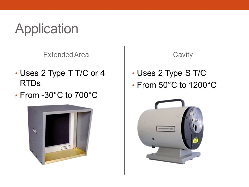 Application Uses 2 Type T T/C or 4 RTDs From -30°C to 700°C