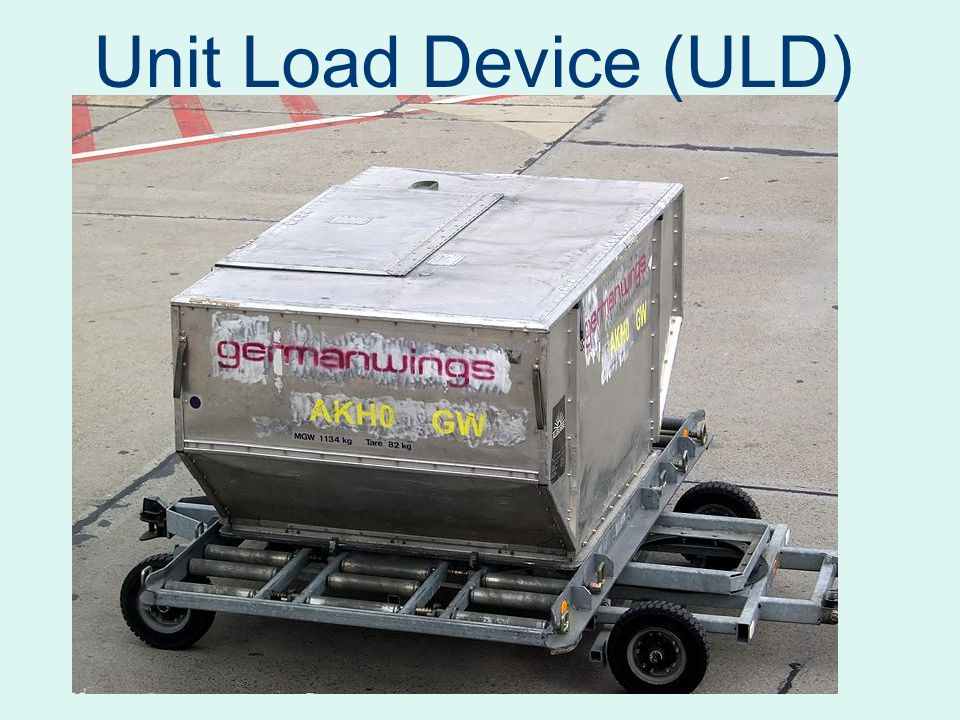 Unit Load Device (ULD)