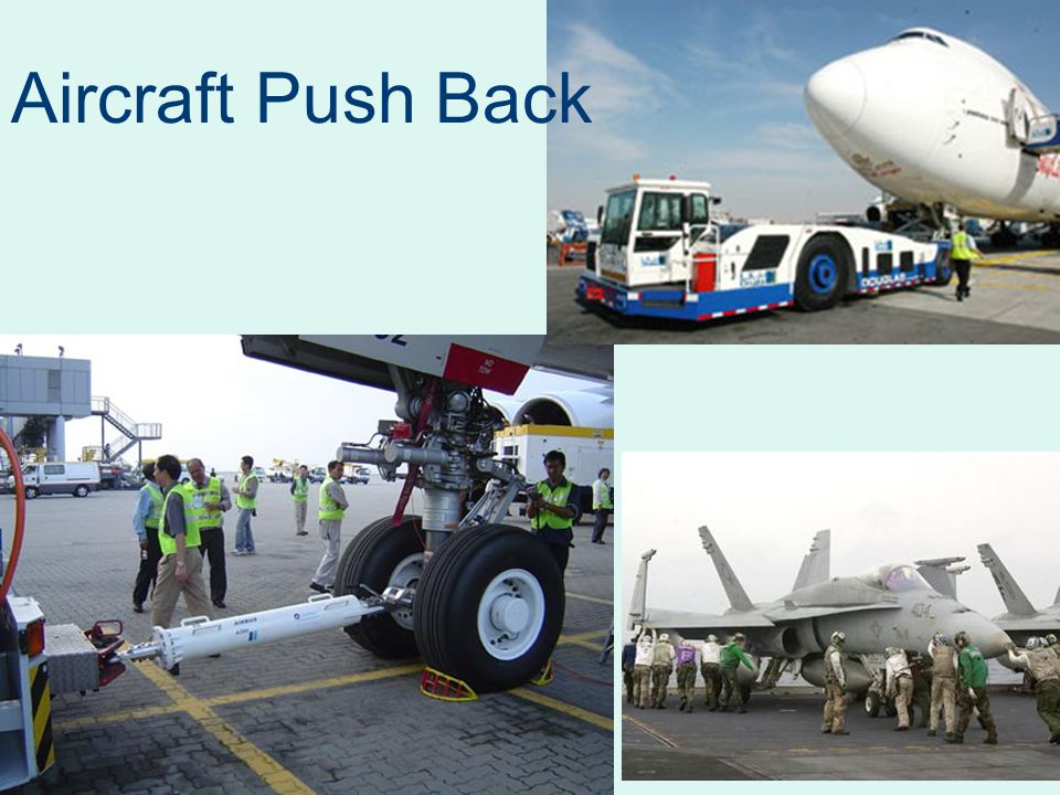 Aircraft Push Back