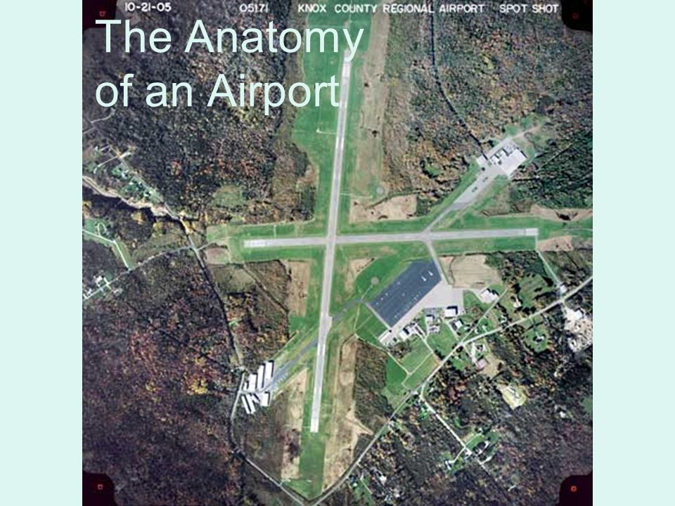 The Anatomy of an Airport