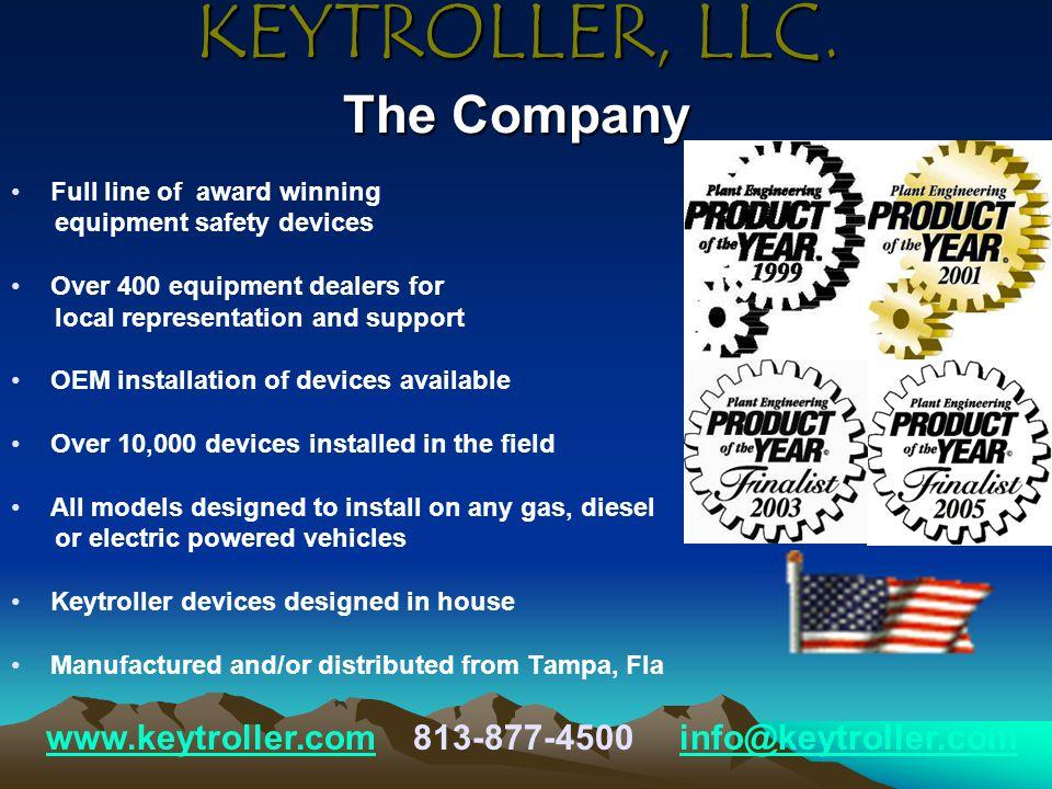 KEYTROLLER, LLC. The Company