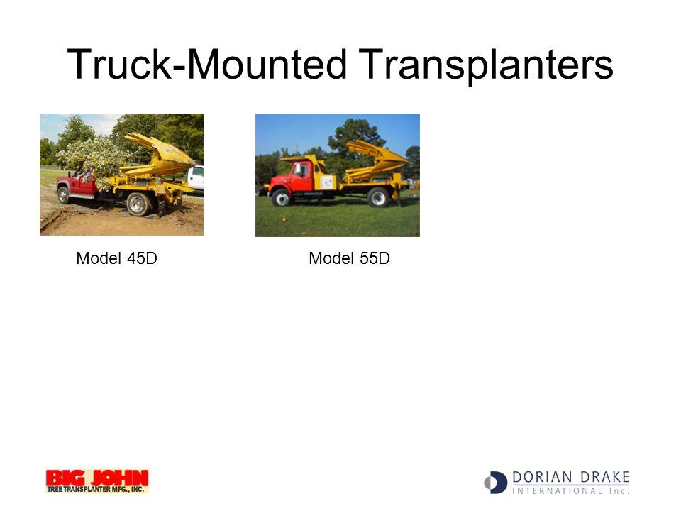 Truck-Mounted Transplanters