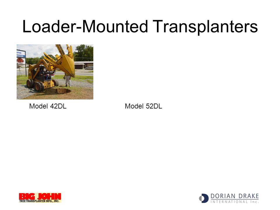 Loader-Mounted Transplanters