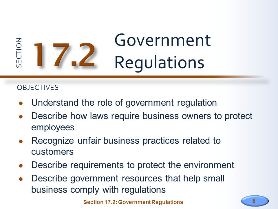 the roles of government in the present business environment The environment agency (ea) is a non-departmental public body, established in 1995 and sponsored by the united kingdom government's department for environment, food and rural affairs.