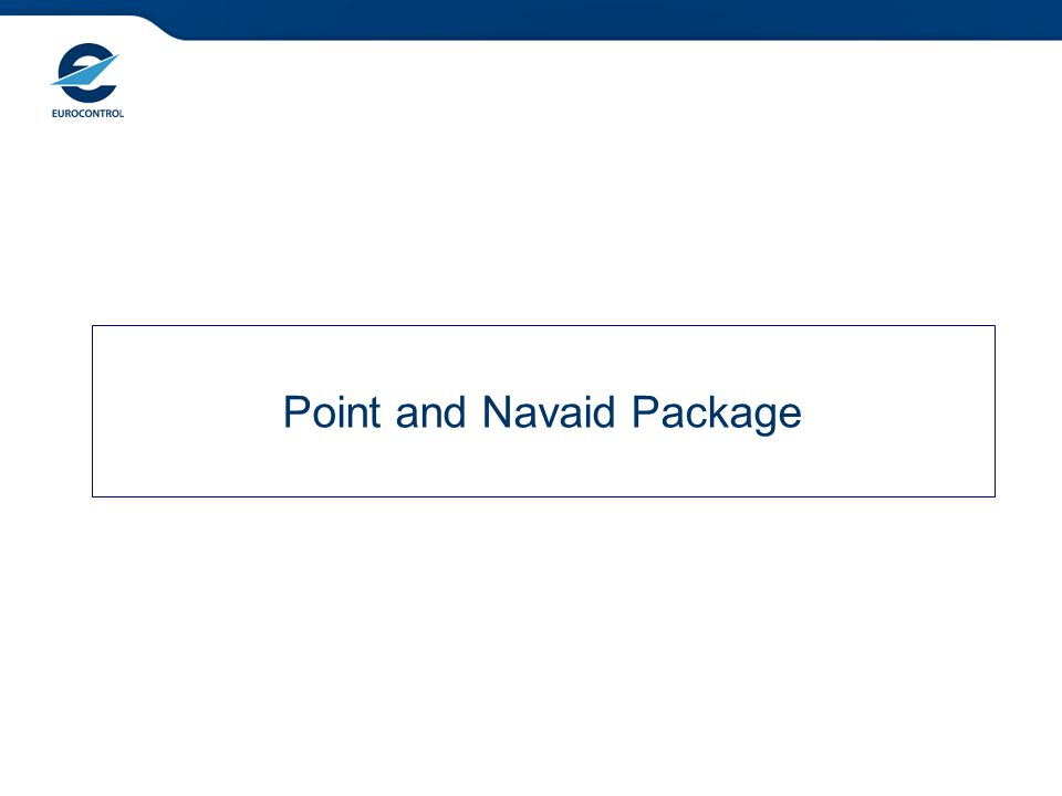 Point and Navaid Package