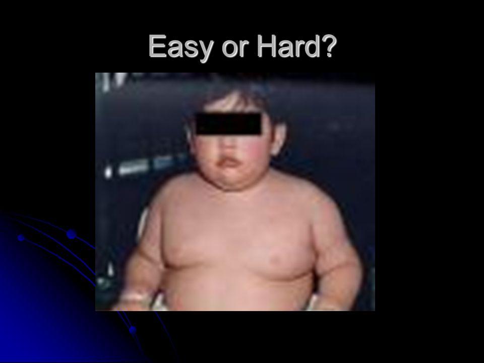 Easy or Hard