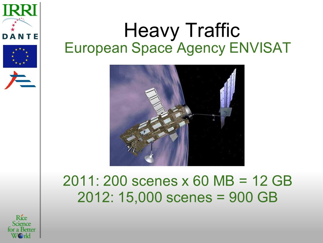 European Space Agency ENVISAT