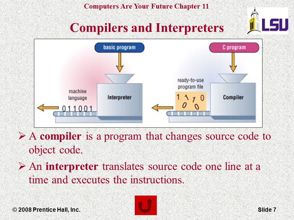Computers are your future ppt video online download Code compiler