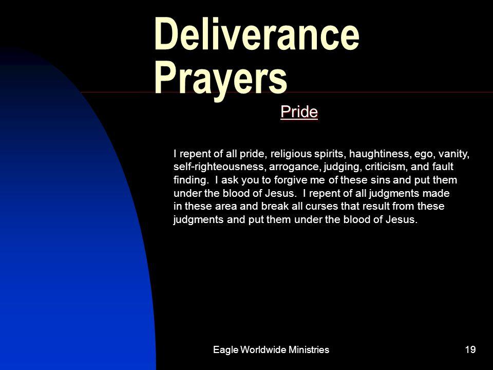 Eagle Worldwide Ministries