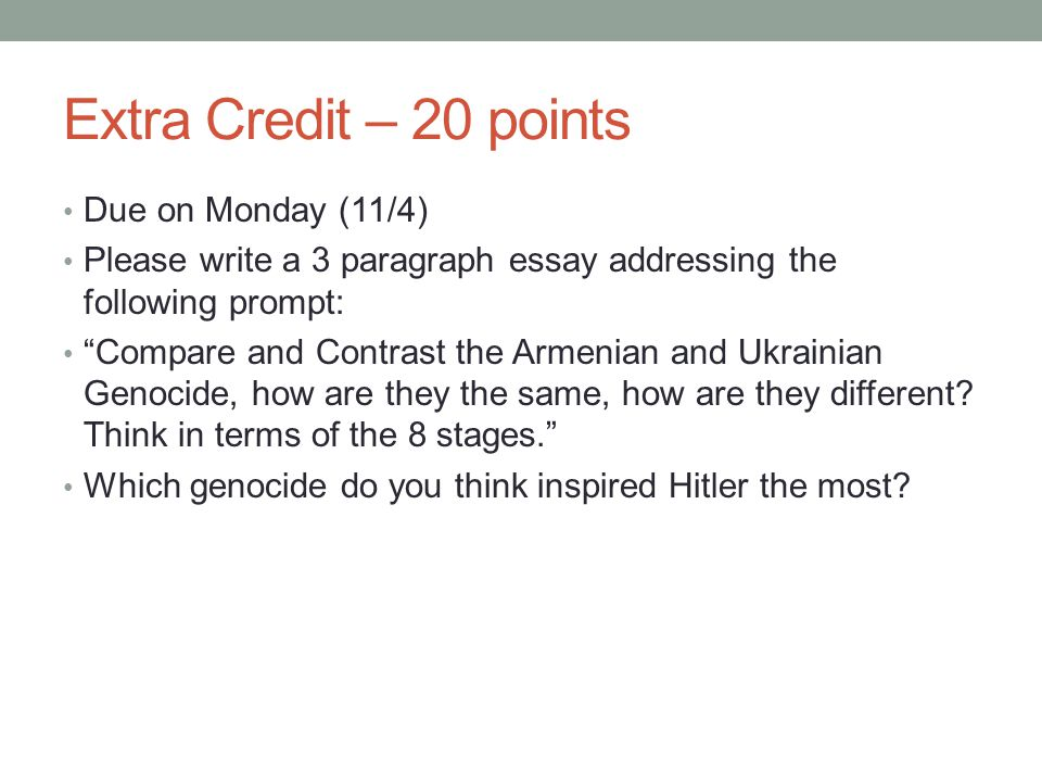 goals for today review the stages of genocide ppt  20 extra