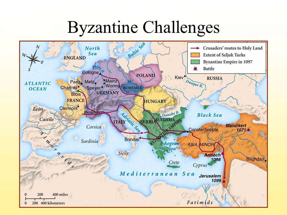 Byzantine Challenges
